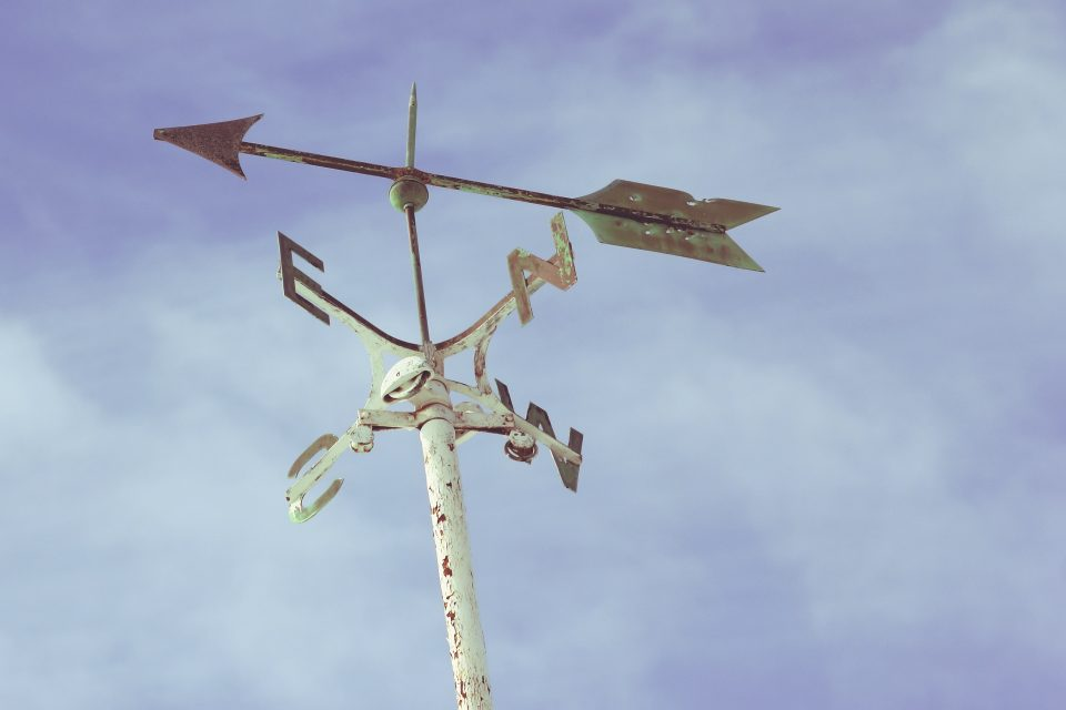 weather vane