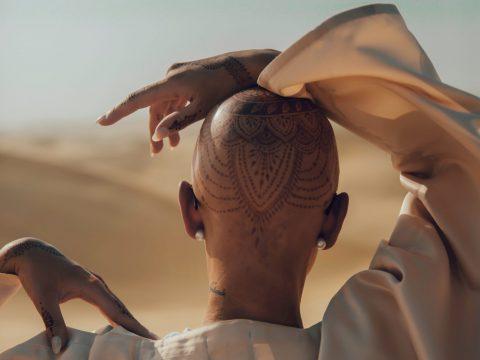 hair care in the desert