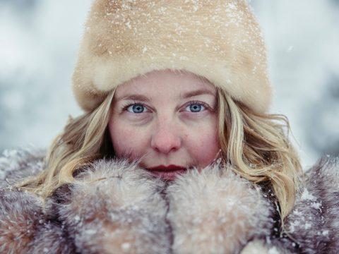 fur, warm layers